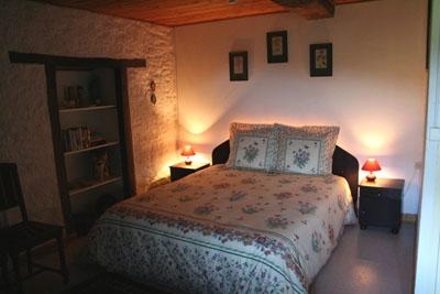 chambre locations de vacances Bastide Solages